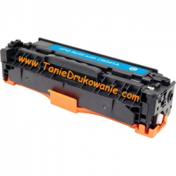 Toner 125A C (CB541A) zamiennik do HP